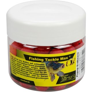 FTM Amino Flash Virus Erdbeere Popups