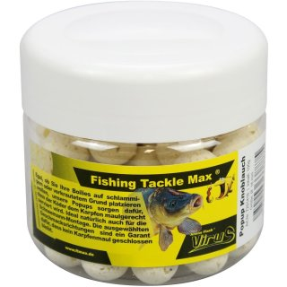 FTM Amino Flash Virus Knoblauch Popups